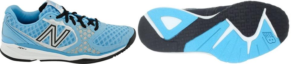 New Balance WX797 zumba shoes