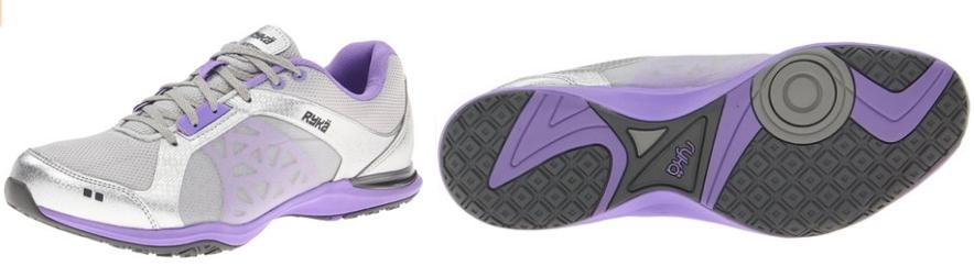 Ryka Exertion Zumba dance shoes