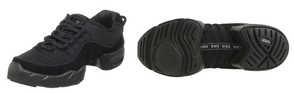 Bloch Boost Zumba shoes