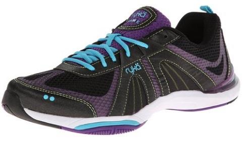 Ryka Moxie Zumba shoes