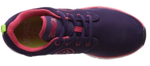 Zumba Fly Print Zumba shoes review