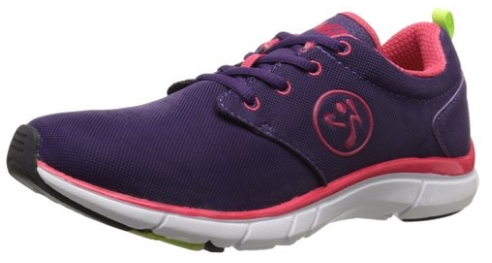 Zumba Fly Print Shoe Review